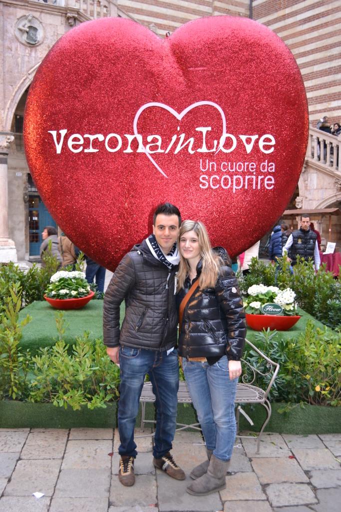 Cortile Mercato Vecchio Verona