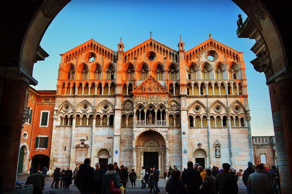 Cosa vedere a Ferrara Cattedrale