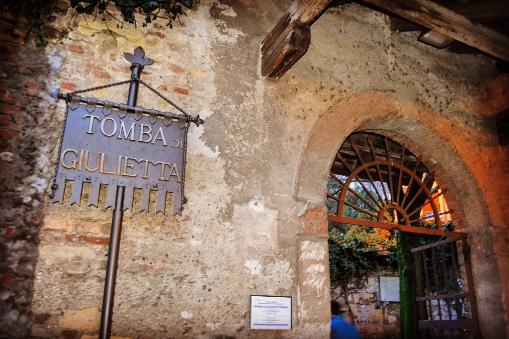 Verona Tomba di Giulietta