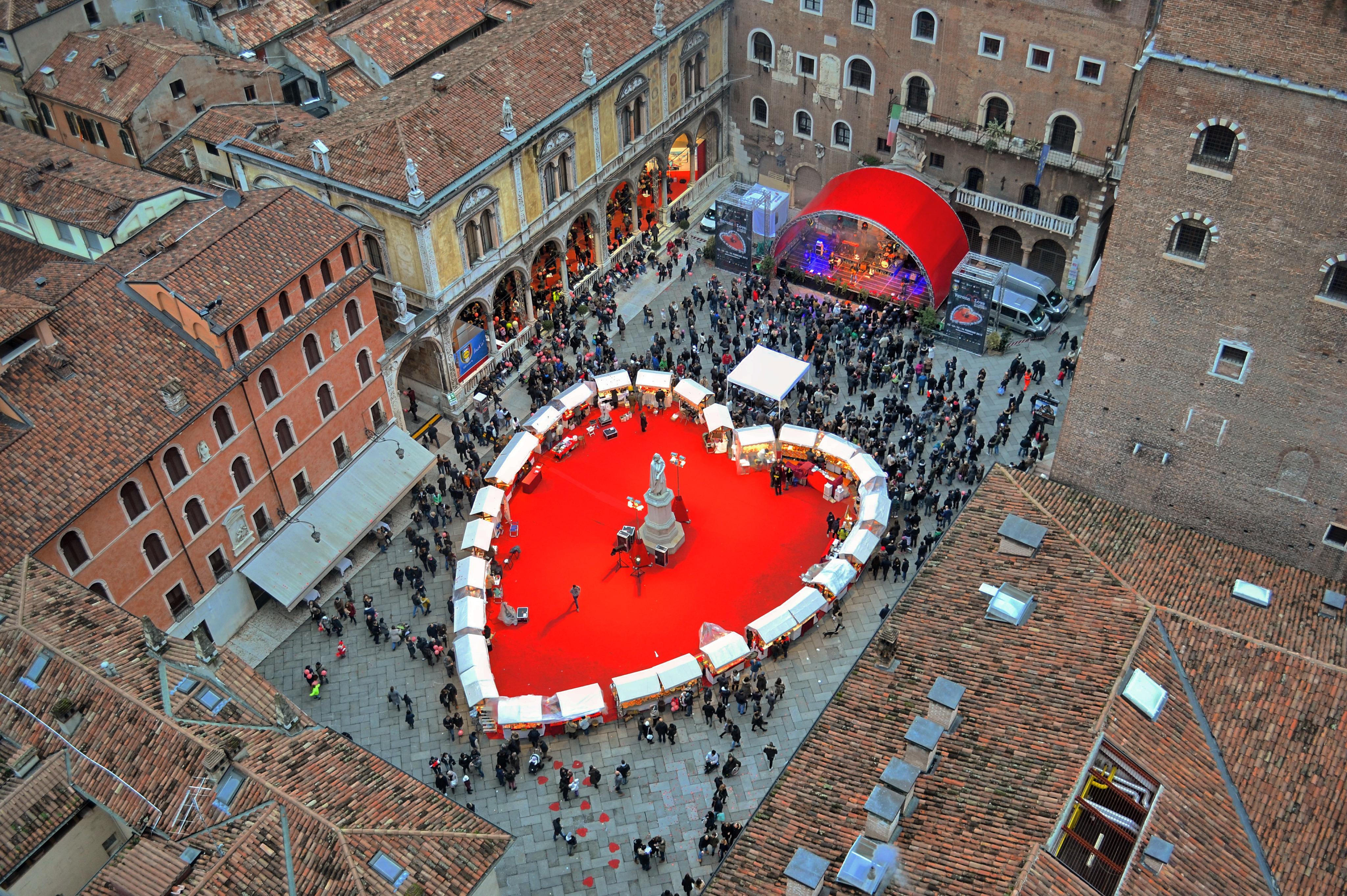 Verona in love Torre dei Lamberti