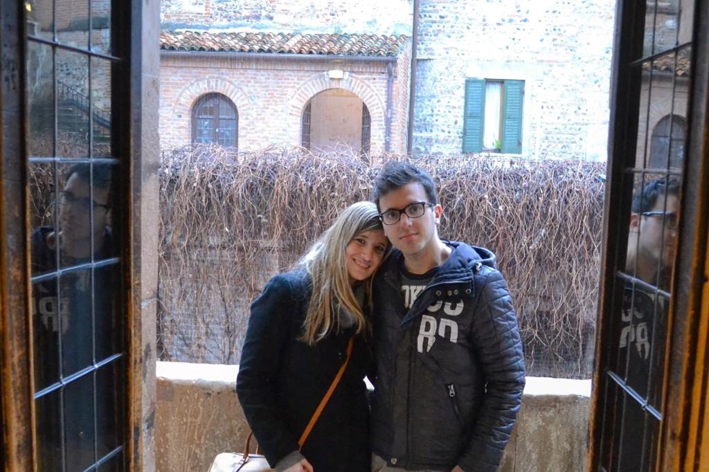 Verona Balcone Giulietta