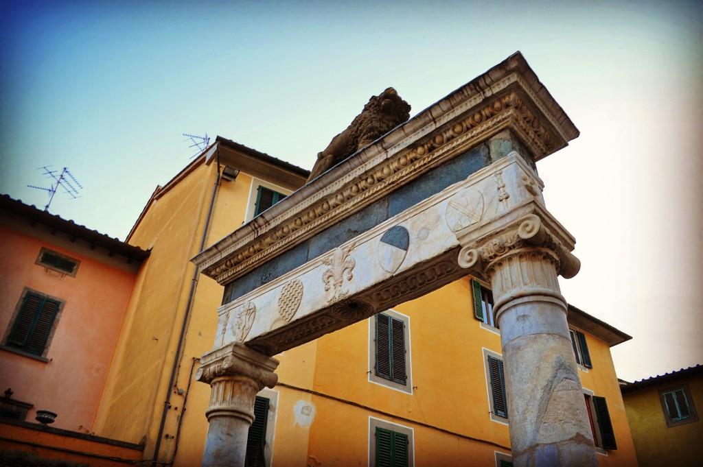 Pozzo del Leoncino Pistoia