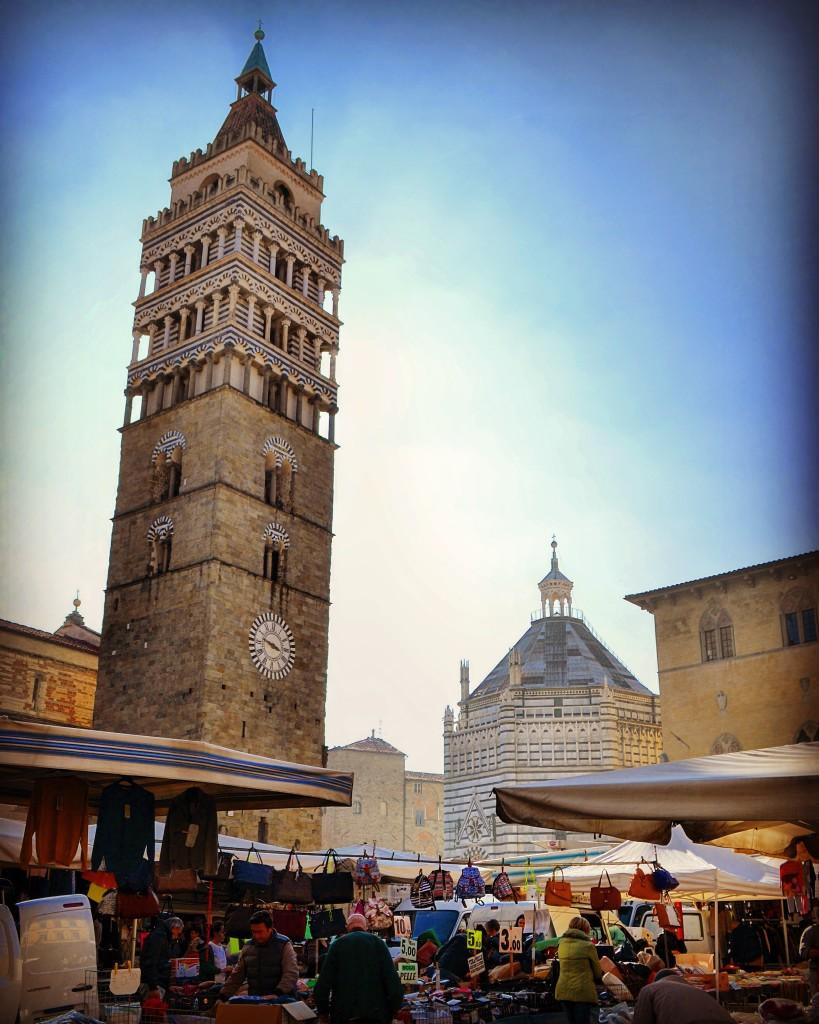 Mercato storico Pistoia