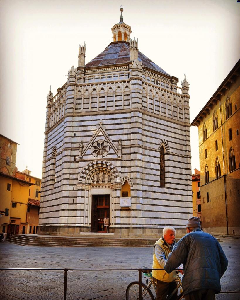 Battistero di San Giovanni in Corte Pistoia