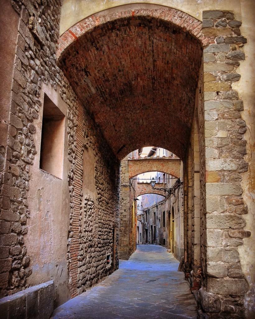 Via della Torre Pistoia