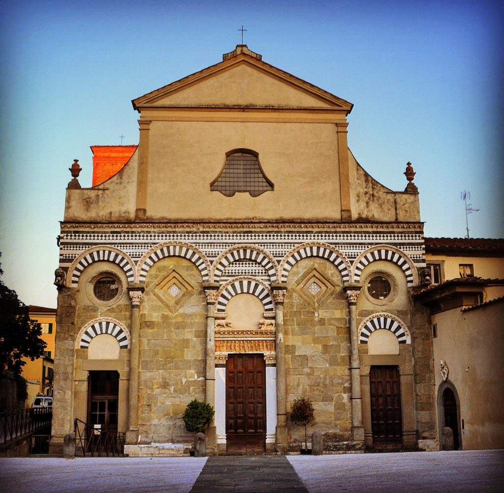 Chiesa di San Bartolomeo in Pantano Pistoia