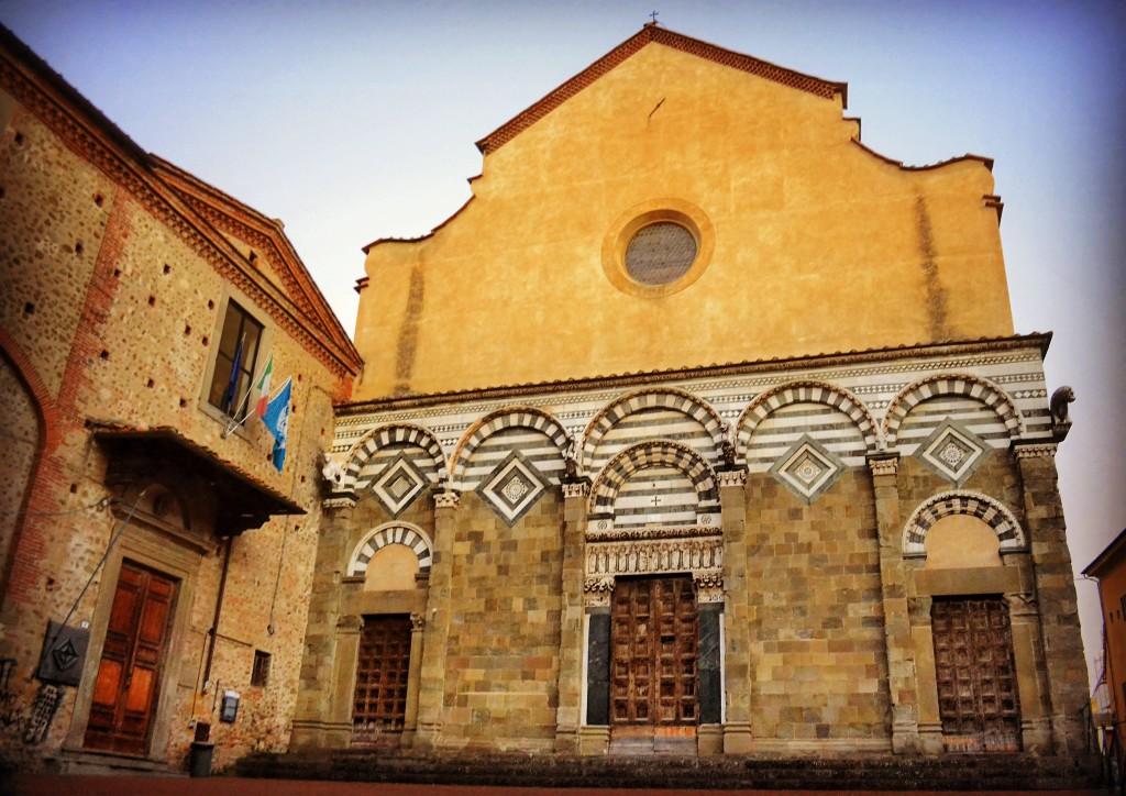 Chiesa di San Pier Maggiore Pistoia
