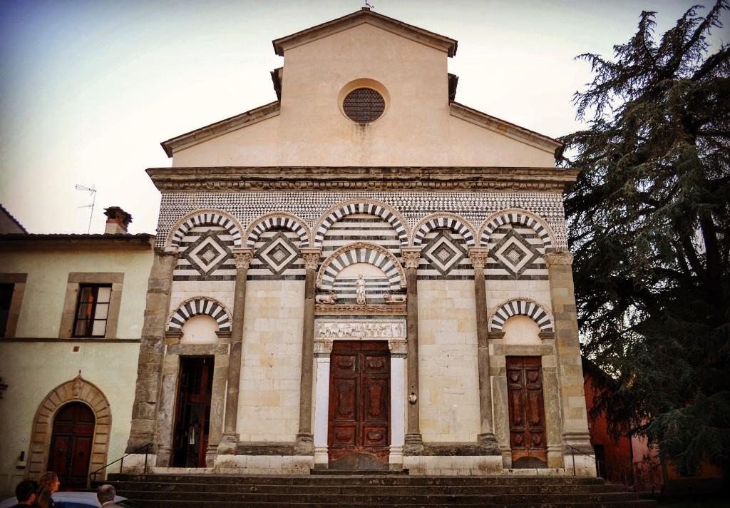 Pieve di Sant'Andrea Pistoia