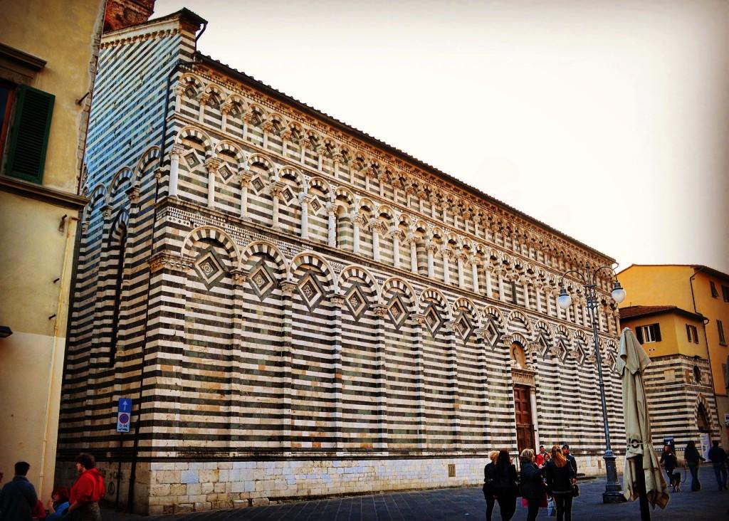 Chiesa di San Giovanni Fuorcivitas Pistoia