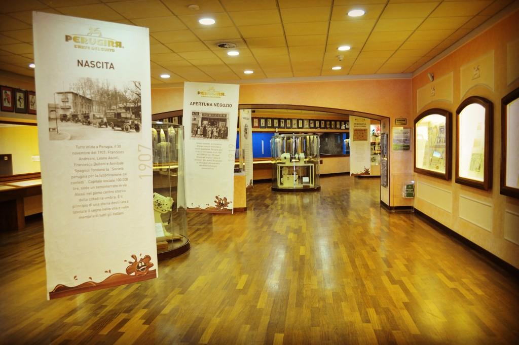 Casa del Cioccolato Perugina Museo Perugia