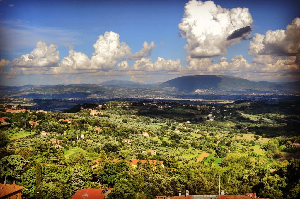 Panorama Minimetrò Perugia
