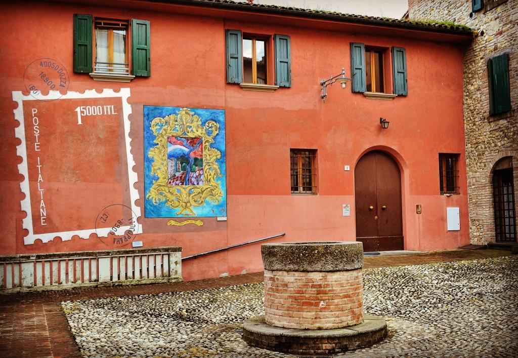 Koncept Dozza Muro Dipinto