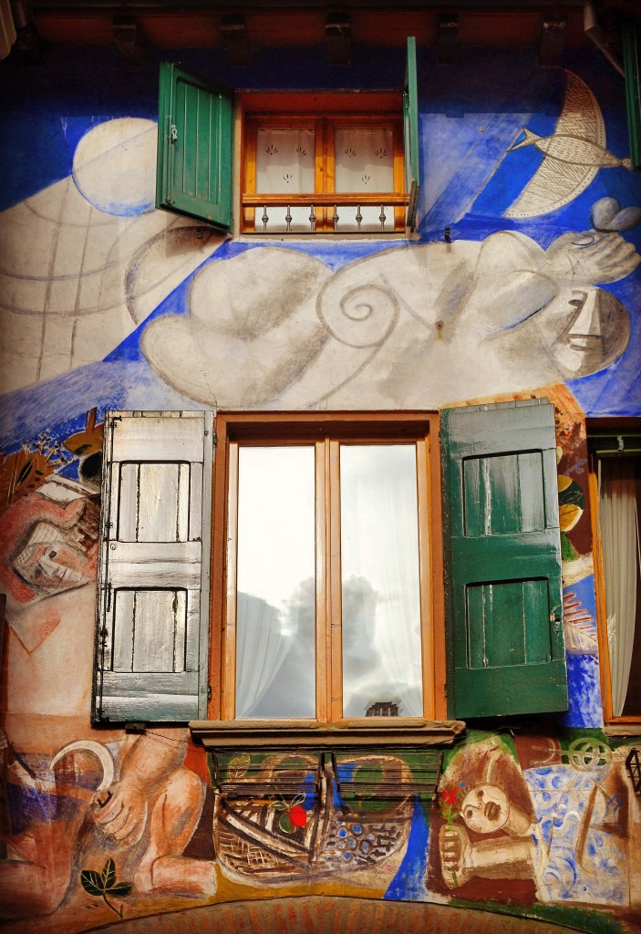 Dozza Muro Dipinto