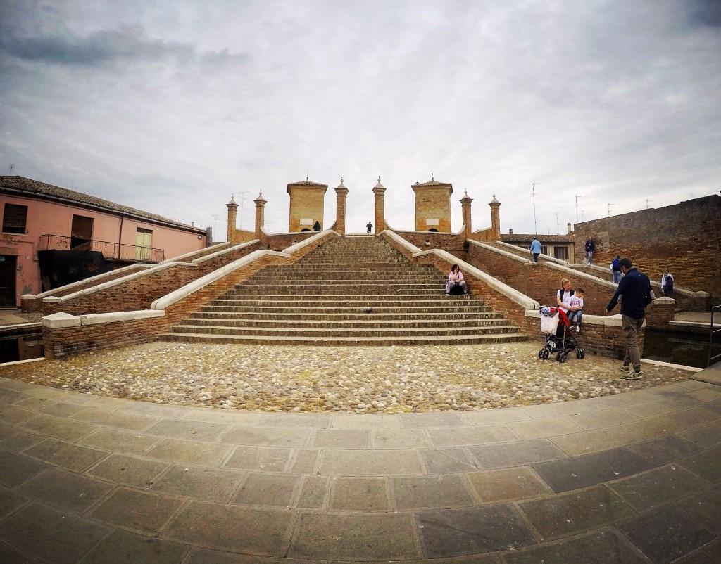 Trepponti Comacchio