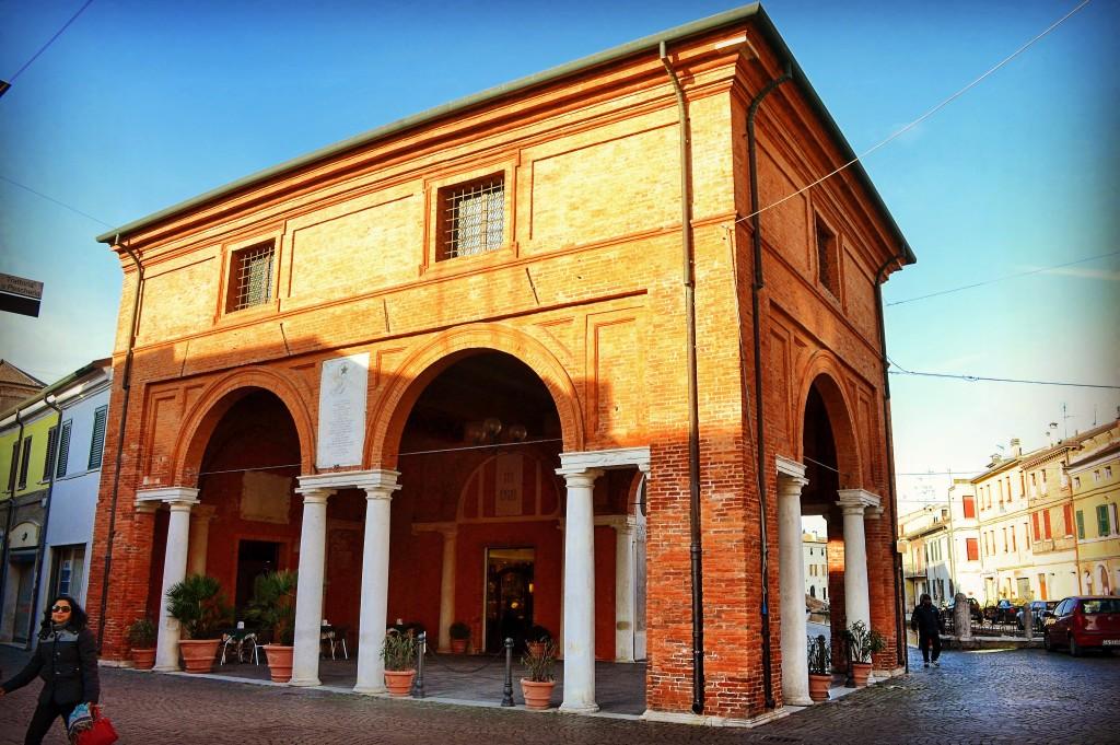 Loggia del Grano Comacchio