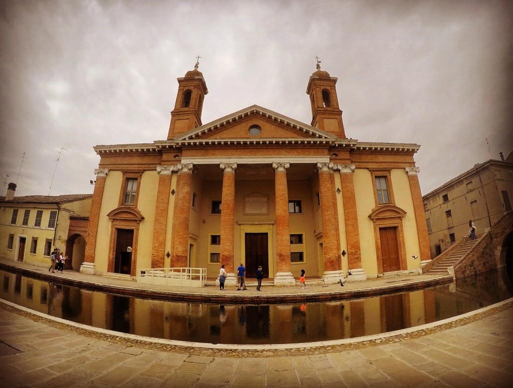 Ospedale degli Infermi Comacchio