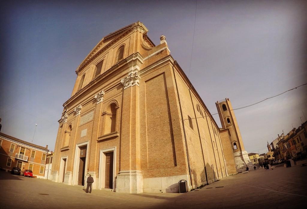 Cattedrale di San Cassiano Duomo Comacchio