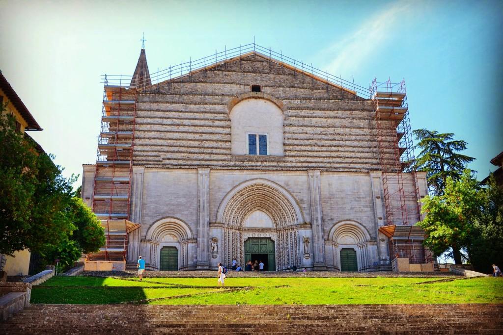 Chiesa di San Fortunato Todi