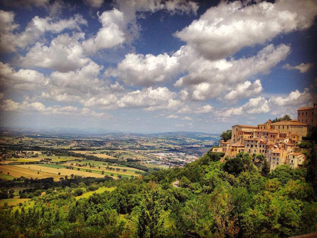Panorama Todi