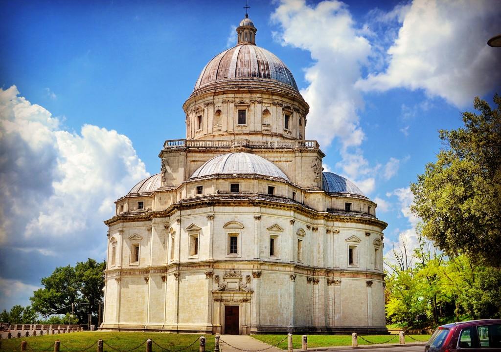Tempio di Santa Maria della Consolazione Todi