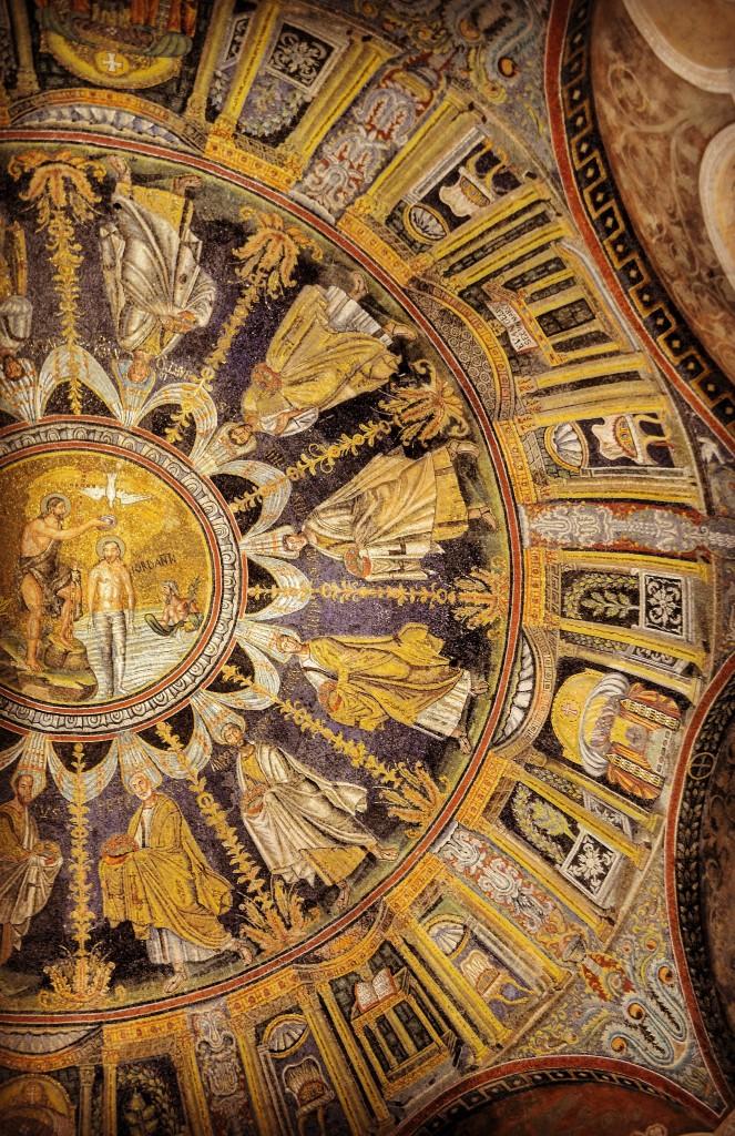 Battistero Neoniano o degli Ortodossi Ravenna