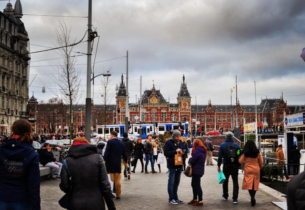 Stazione Centraal Amsterdam