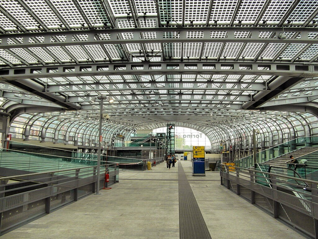 Stazione Porta Susa Torino
