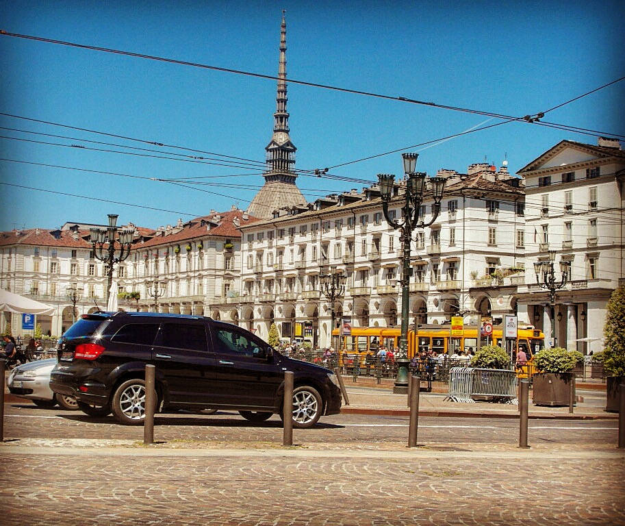 Mezzi pubblici Torino