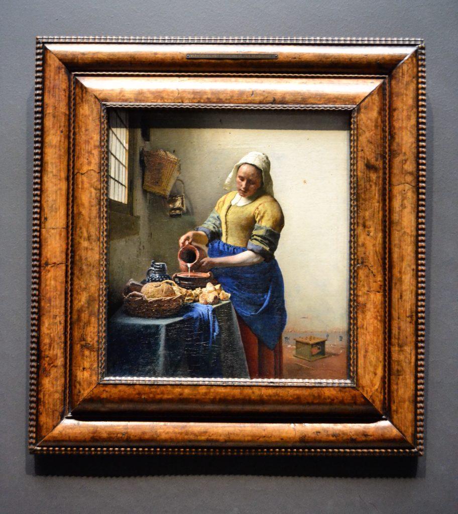 Rijksmuseum Lattaia Vermeer