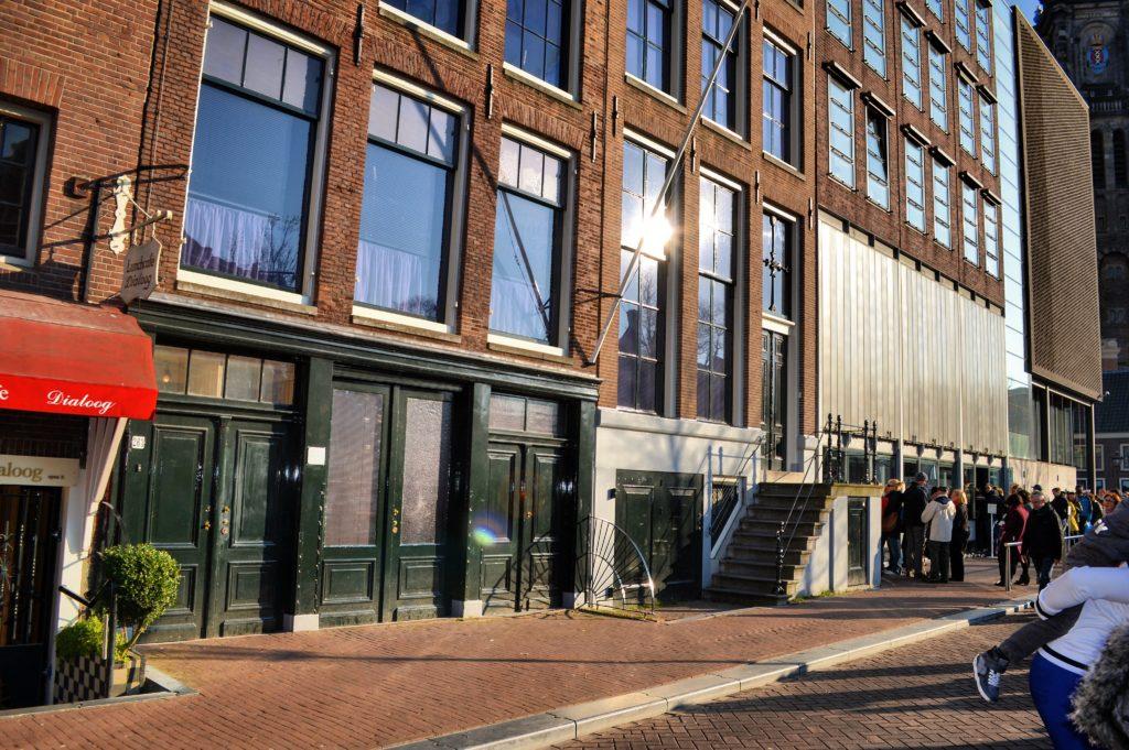 Casa di Anna Frank Amsterdam