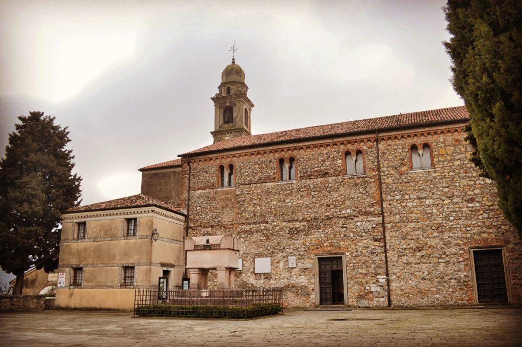 Chiesa di Santa Maria Assunta Arquà Petrarca