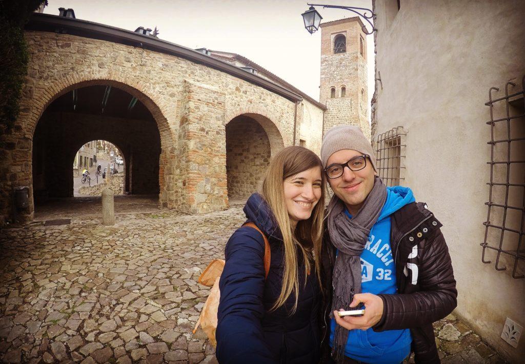 Loggia dei Vicari Arquà Petrarca