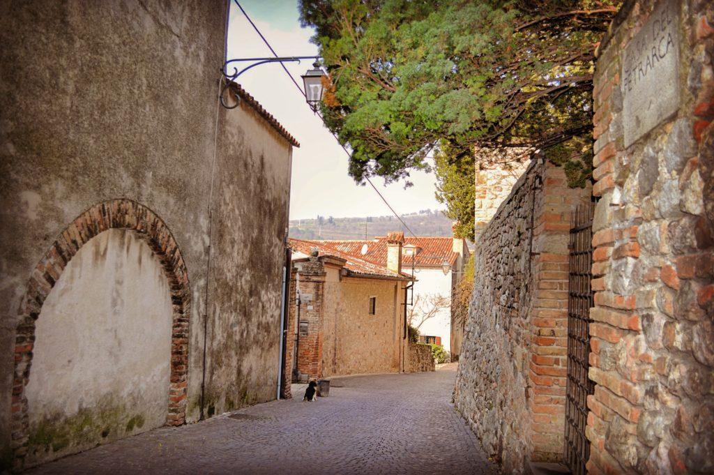Casa di Petrarca Arquà Petrarca