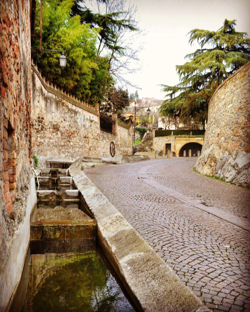 Fontana del Petrarca Arquà Petrarca