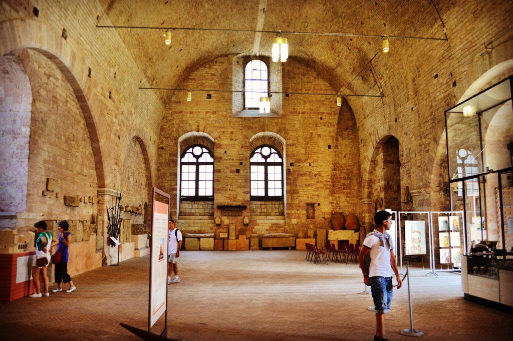 Museo e Pinacoteca Comunale Palazzo dei Consoli Gubbio