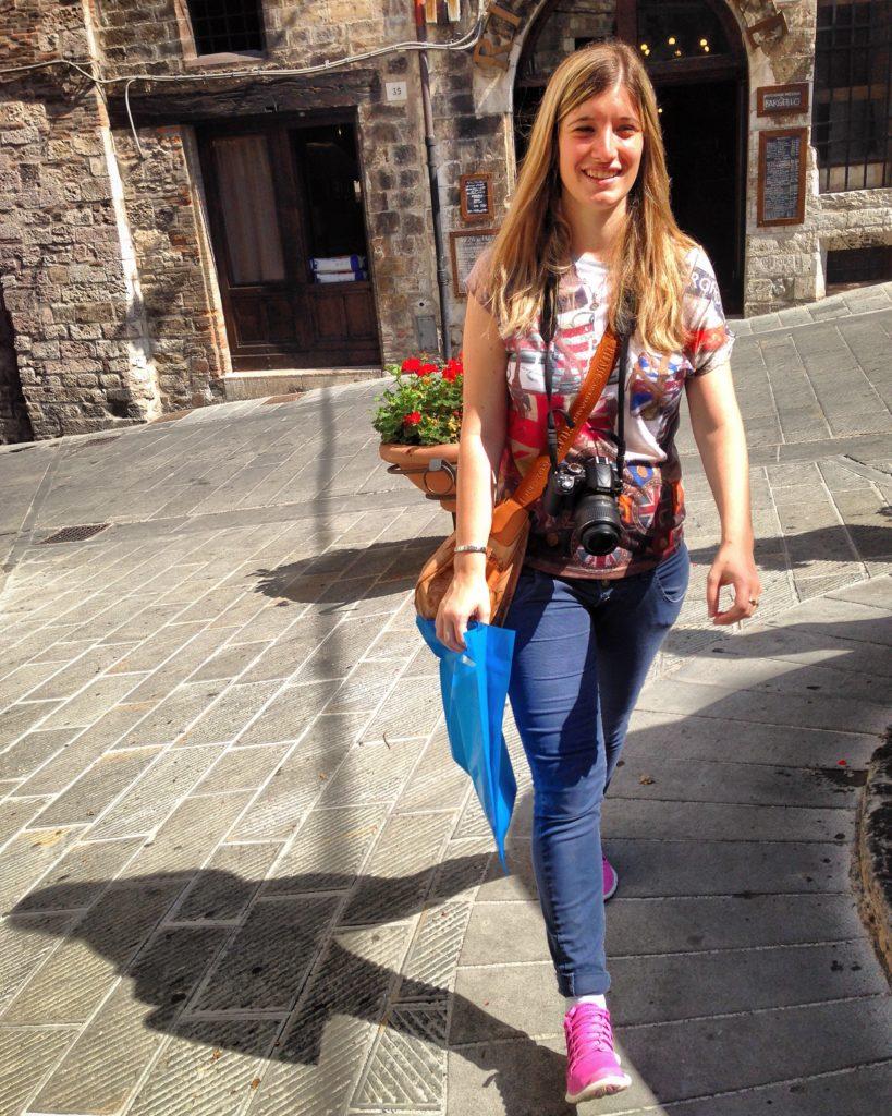 Fontana del Bargello o dei Matti Gubbio