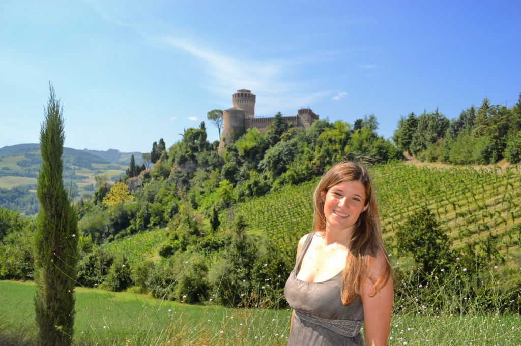 Strada panoramica Rocca di Brisighella