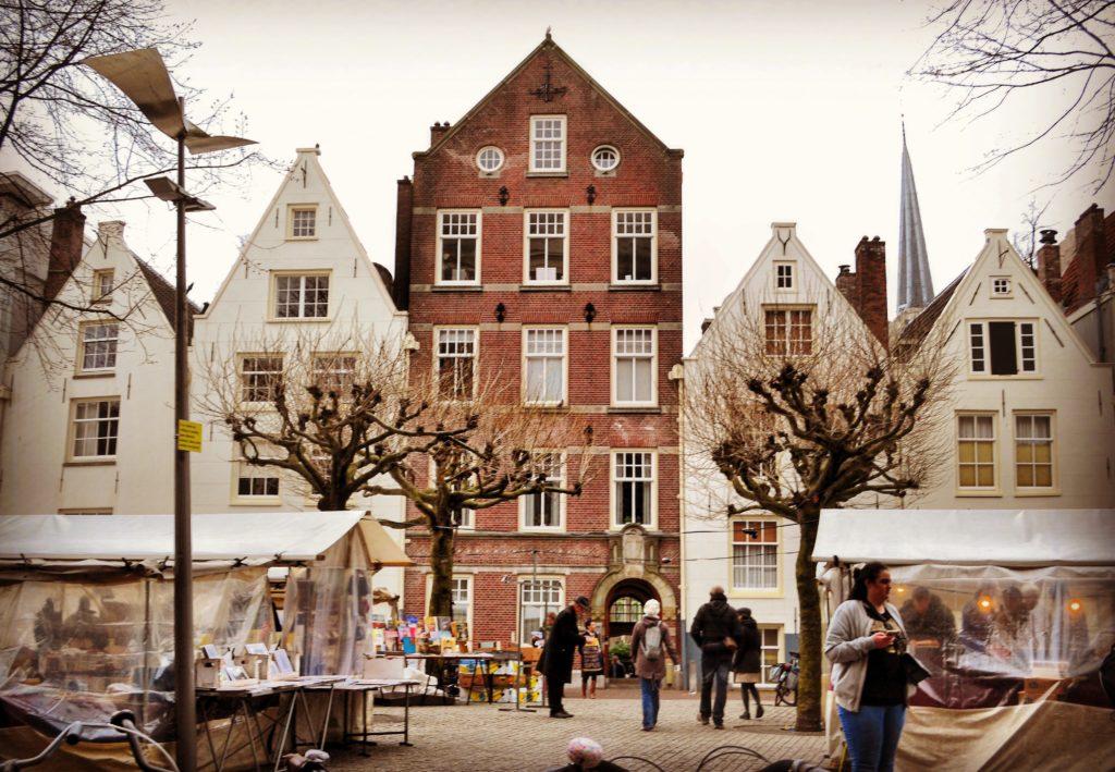 Mercato del libro Amsterdam