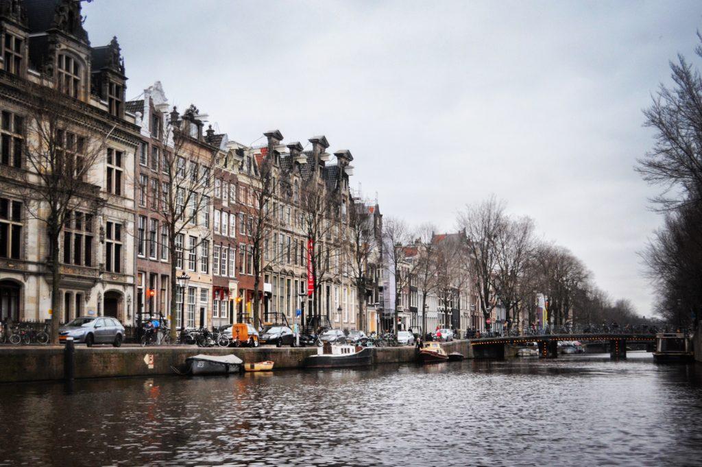 Crociera sui canali Amsterdam