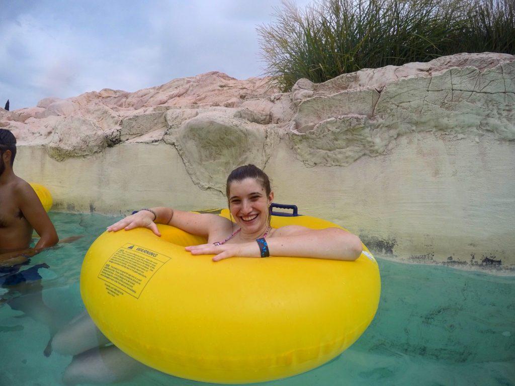 Villaggio della Salute Più piscina onde 2