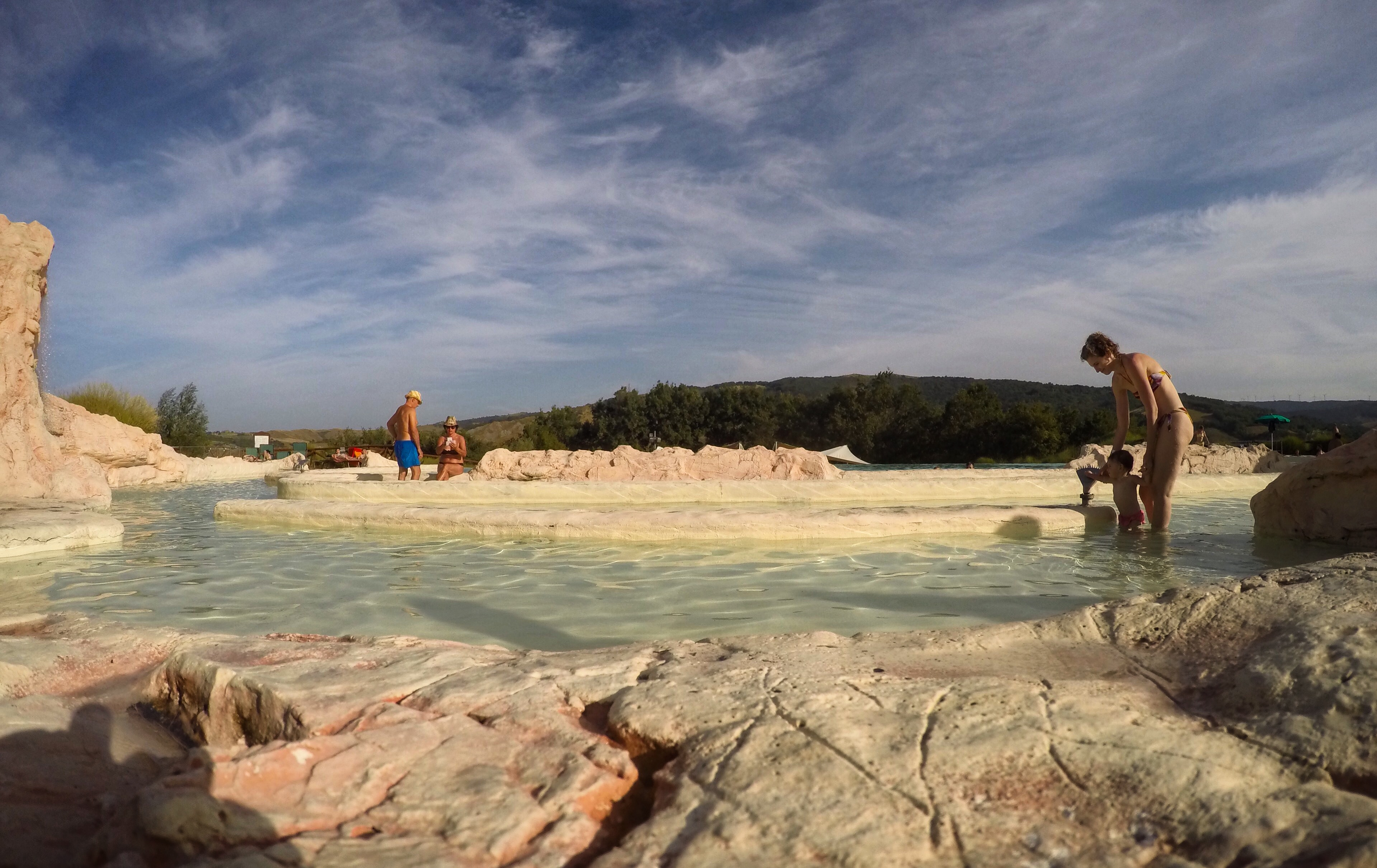 Villaggio della Salute Più hot stone therapy
