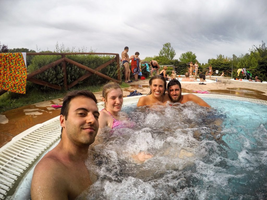 Villaggio della Salute Più idromassaggi Kneipp