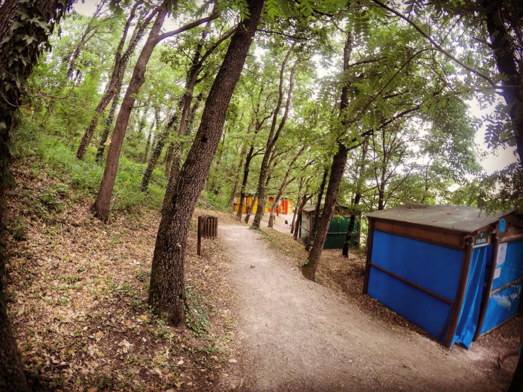 Villaggio della Salute Più boschetto dei 7 chakra