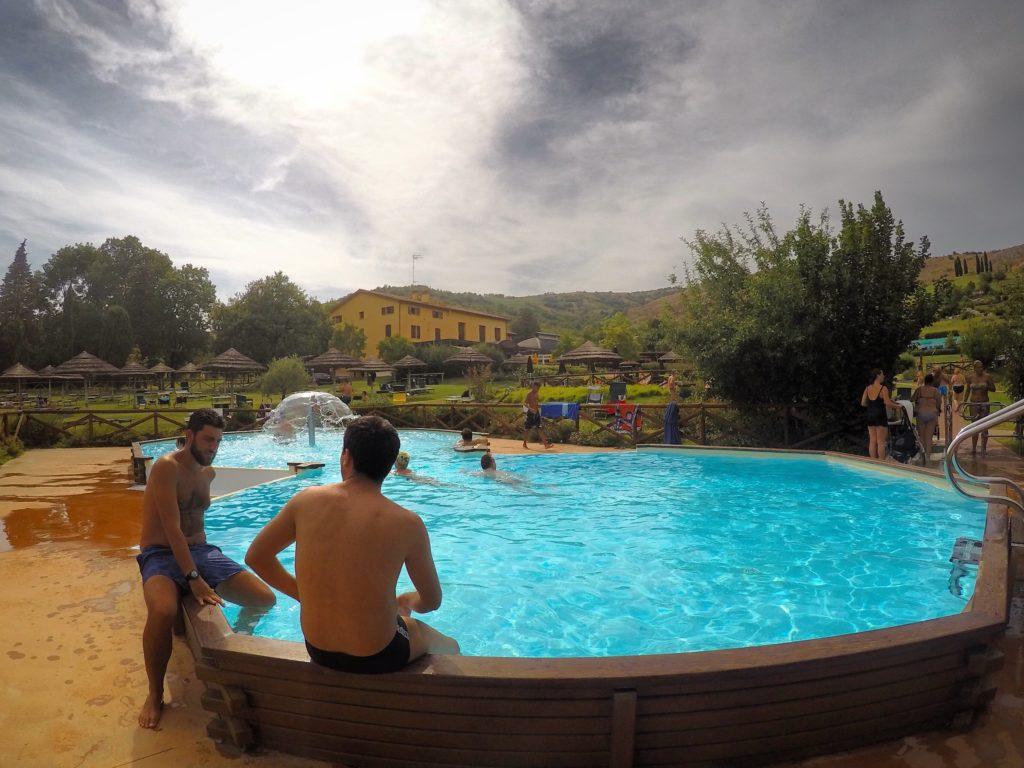Villaggio della Salute Più piscina biotonica
