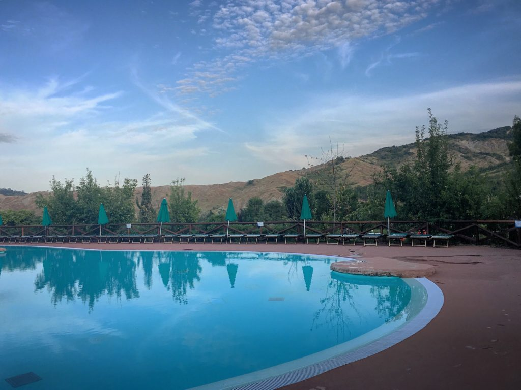 Villaggio della Salute Più piscina antiage
