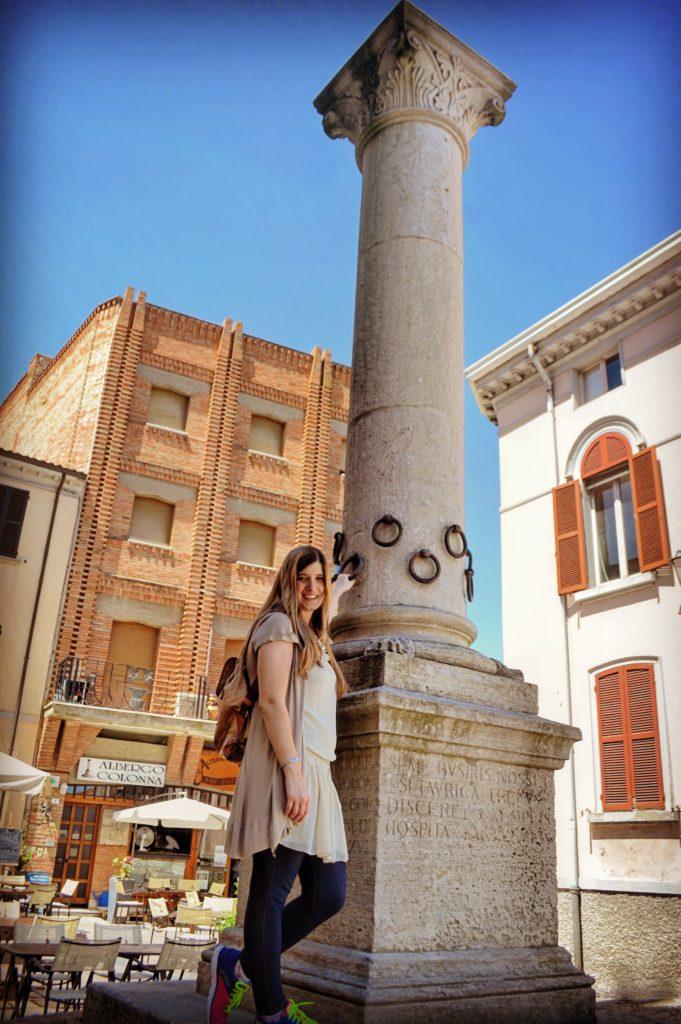 Colonna degli Anelli Bertinoro