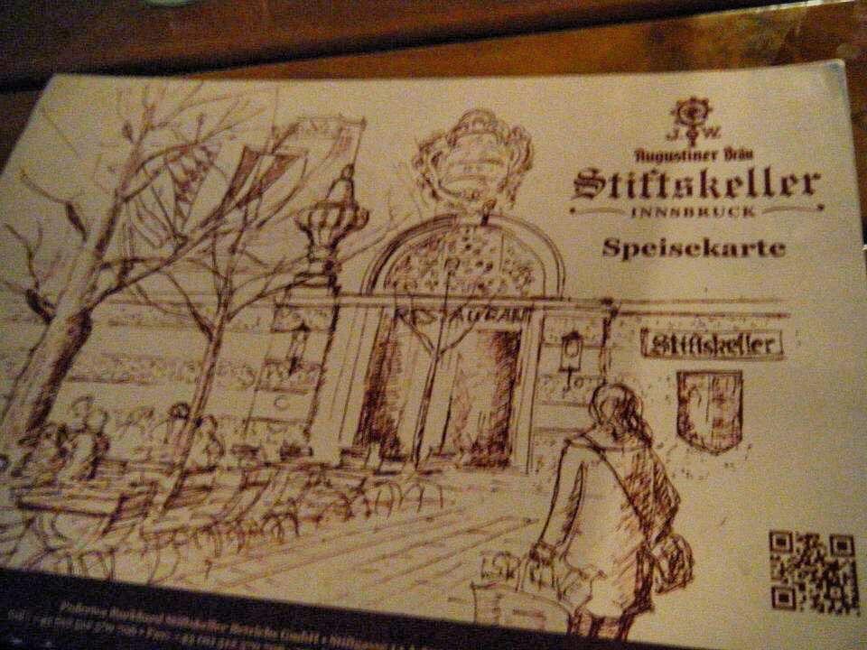 Stiftskeller Innsbruck