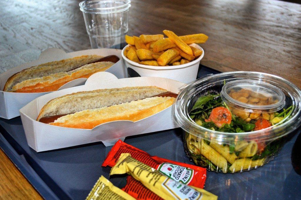DAK ristorante NEMO Amsterdam
