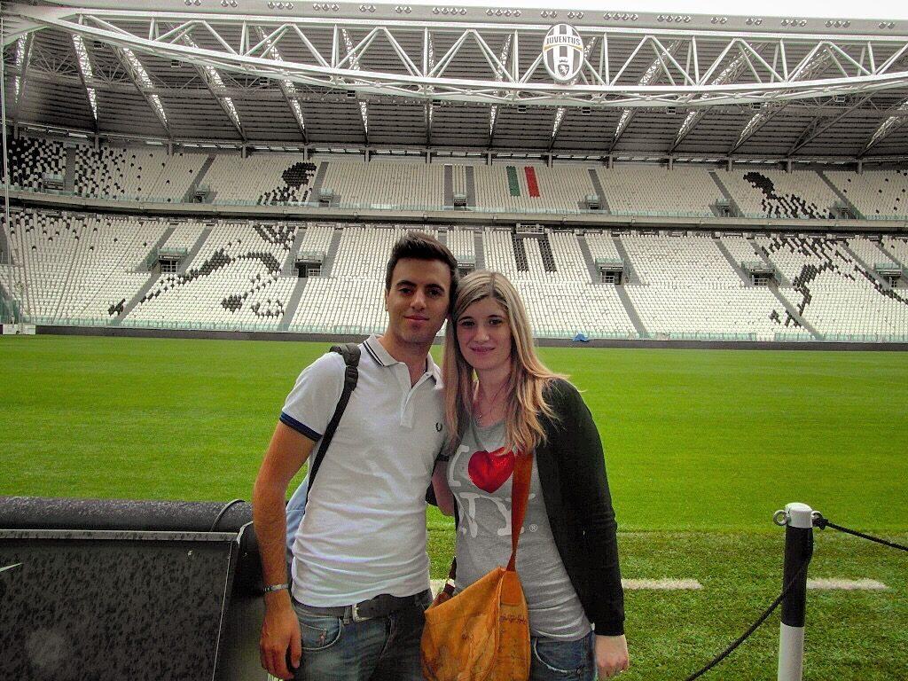 Juventus Stadium Tour Torino