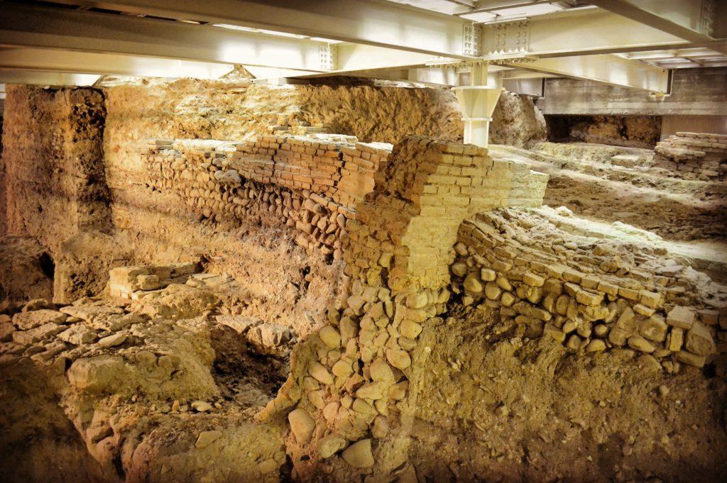 Scavi archeologici Salaborsa Bologna